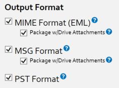 output-options